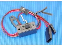 接收器开关(3插头)套装JR /双叶