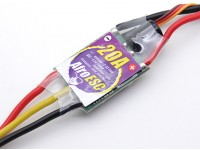 非洲ESC 20AMP多转子电机调速器(SimonK固件)