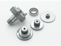 更换齿轮对于RJX FS-0521HV金属齿轮数字伺服
