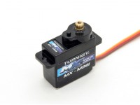 Turnigy™MX-M801微型伺服MG2公斤/ 0.10sec /12克