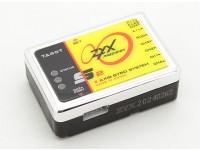 塔罗ZYX-S2 3轴陀螺仪无副翼系统瓦特/ USB编程适配器