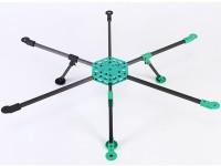 RotorBits HexCopter套件采用模块化装配系统(KIT)