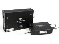 DJI无线数传模块集合W /蓝牙模块,并可以中枢