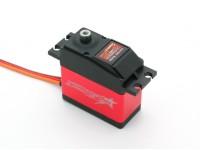 TrackStar TS-D10HV高电压数字1/10规模旅行车/漂移转向舵机9.8公斤/ 0.10sec /63克