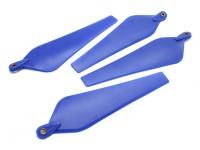 多转子折叠螺旋桨9x4.7蓝(CW / CCW)(4件)