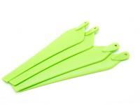 多转子折叠螺旋桨12x4.5绿色(CW / CCW)(4件)