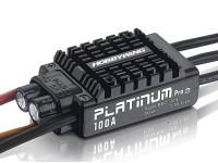 Hobbywing白金100A V3无刷电调瓦特/ 10A BEC
