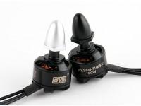 DYS 1306-3100KV BX系列设置两个顺时针/逆时针电机