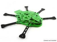 HobbyKing胸部迷你FPV六角多转子架套件