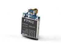 HobbyKing™FT952 5.8GHz的32CH 200mW的迷你FPV变送器GoPro的3 AV铅