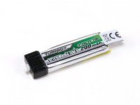 Turnigy纳米技术200mAh的1S在35〜70℃LiPoly电池(Turnigy,京商,E Flite公司,Parkzone