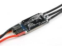 AEROSTAR 40A电子调速器与3A BEC(2〜4S)