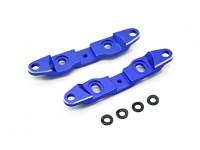 铝漂移规格的悬挂臂(正面和背面) -  Turnigy TZ4 AWD漂移规格