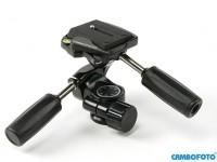 Cambofoto HD36 3WAY云台系统的摄像机三吊舱