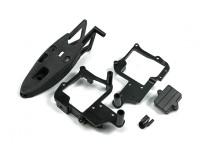BSR 1000R备件 - 帧塑料零件2