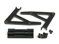 BSR 1000R备件 - 可选的碳纤维自行车支架