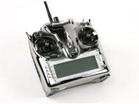 JR XG11MV 11ch模块化变送器TG2.4XP DMSS模块及RG712BX接收机(模式2)
