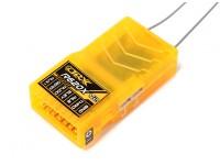 OrangeRx R620X V2 6CH 2.4GHz的DSM2 / DSMX比较全范围接收瓦特/周六,分区蚂蚁,F /安全及CPPM