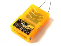 OrangeRx R920X V2 9CH 2.4GHz的DSM2 / DSMX比较全范围接收瓦特/周六,分区蚂蚁,F /安全及CPPM