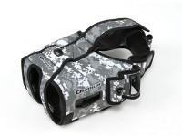 Quanum DIY FPV护目镜V2Pro升级手套(城市数字迷彩)
