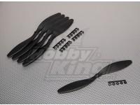 GWS风格Slowfly螺旋桨10x4.7黑色(CCW)(5片装)