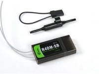 电晕R4DM-SB DMSS支持四通道接收机W / S总线