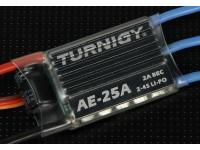 Turnigy AE-25A无刷电调
