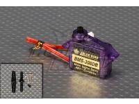 BMS-308DB数字双滚珠轴承微型伺服1.2千克/ 0.10sec /6克