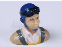 Parkfly时代经典飞行员(蓝色)(H37点¯xW40点¯xD22mm)