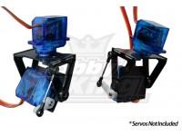 FPV玻纤云台摄像机安装