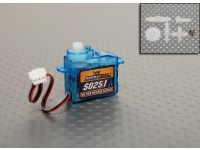 HobbyKing 2.5G /0.17公斤/ .12sec微型伺服