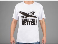 HobbyKing服装巴尔沙苍蝇更好的棉花衬衫(大)