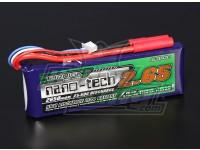 Turnigy纳米技术2650mah 3S 25〜50℃前列包