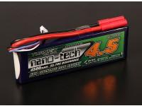 Turnigy纳米技术4500mAh的3S 35〜70℃的脂微球包