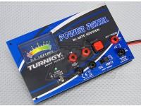 Turnigy电源板与MkII的安培表和远程夜光充电器