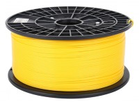 CoLiDo 3D打印机长丝1.75毫米解放军1KG阀芯(黄色)