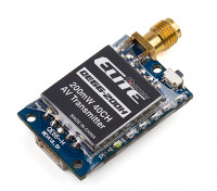Quanum Elite QE66-200H 5.8GHz 200mW 40ch Wireless AV Transmitter (Horizontal SMA Antenna) NTSC/PAL
