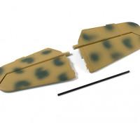 Durafly™ Bf.109E 1100mm Desert Scheme - Horizontal Tail