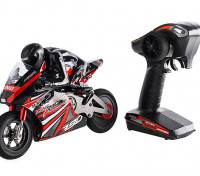 1/8 HKM390 On-Road Racing Motorcycle (Brushed) RTR
