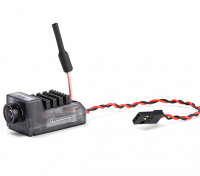 Quanum FPVMe HD Mini Camera OSD w/40CH 5.8GHz 25~200mW VTX (Whip Antenna)