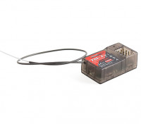 TrackStar TS4G V2 2.4Ghz 4-Channel Gyro Integrated Receiver