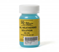 Micro Engineering Rail Weathering Solution 118ml (49-103)