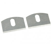 透明精密辐条须替换刀片(2个)