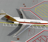 Gemini Jets Continental Micronesia Airlines Boeing 727-100 N2475 1:200 Diecast Model G2CMI212
