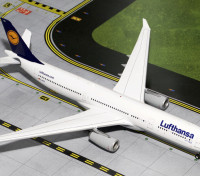 Gemini Jets Lufthansa Airlines Airbus A330-00 D-AIKA 1:200 Diecast Model G2DLH363