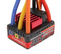 TrackStar 1/10无刷无传感器45A防水ESC V2