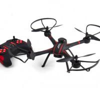 2.4G 4轴无人机(带摄像头:1280 * 720,WIFI FPV高度保持)