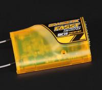 OrangeRx双叶FASST兼容为8Ch的2.4GHz接收器