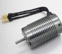 Turnigy 1/8规模4极无刷电机 -  1900KV
