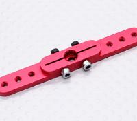重型2.5英寸合金拉拉臂伺服 - 双叶(红)